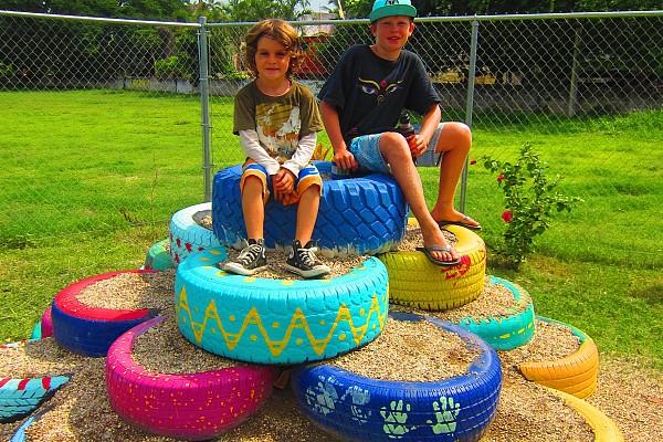 SayuParke- Sayulita's kid's playground
