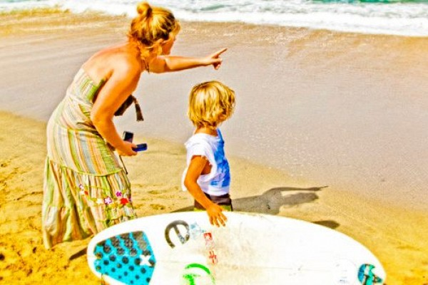 Life of a Surf Mom